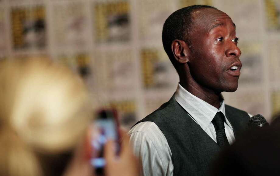 """Outstanding Lead Actor In A Comedy Series 2012 Don Cheadle as Marty Kaan """"House Of Lies""""  Photo: AP"""