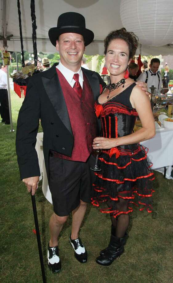 "Were you seen at ""An Evening at the Moulin Rouge,"" The SPAC Annual Ballet Gala on Saturday, July 14, 2012? Photo: Joe Putrock/Special To The Times Union"