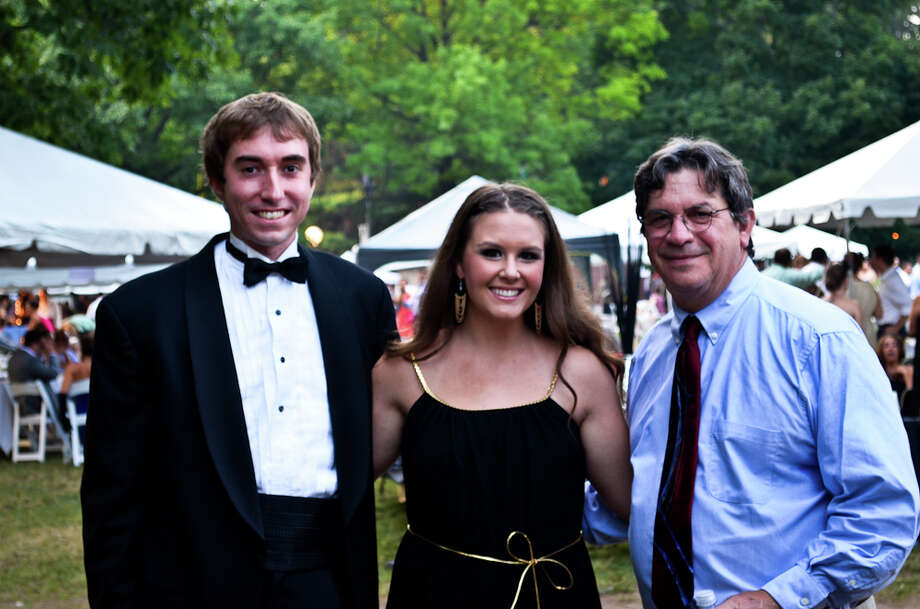 Were you Seen at the New York City Ballet gala event at SPAC on Saturday, July 14, 2012? Photo: Diana Backer