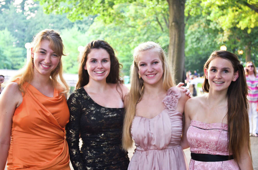 Were you Seen at the New York City Ballet gala event at SPAC on Saturday, July 14, 2012?