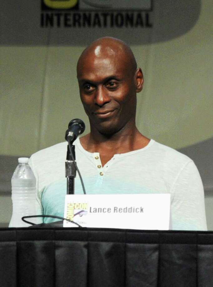 Older and black? Here's Lance Reddick. Photo: Kevin Winter, Ap/getty / 2012 Getty Images