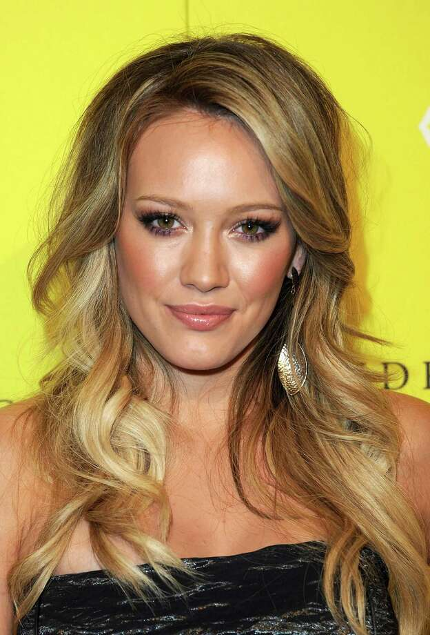 See young, red hot celebrity Republicans Actress Hilary Duff is registered as a Republican. Think she'll be watch Mitt Romney's speech tonight? Photo: Valerie Macon, Houston Chronicle / 2011 Getty Images