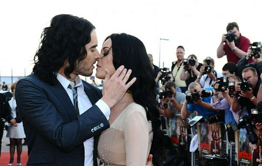 Divorced: Russell Brand and Katy Perry finalized their divorce in July. The couple was married for 14 months.