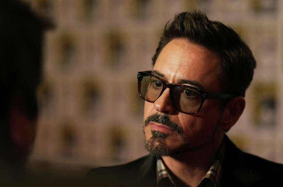 "Robert Downey Jr. told ""Rolling Stone"" magazine that when he was down, he was really down. ""Smoking dope and smoking coke, you are rendered defenseless. The only 