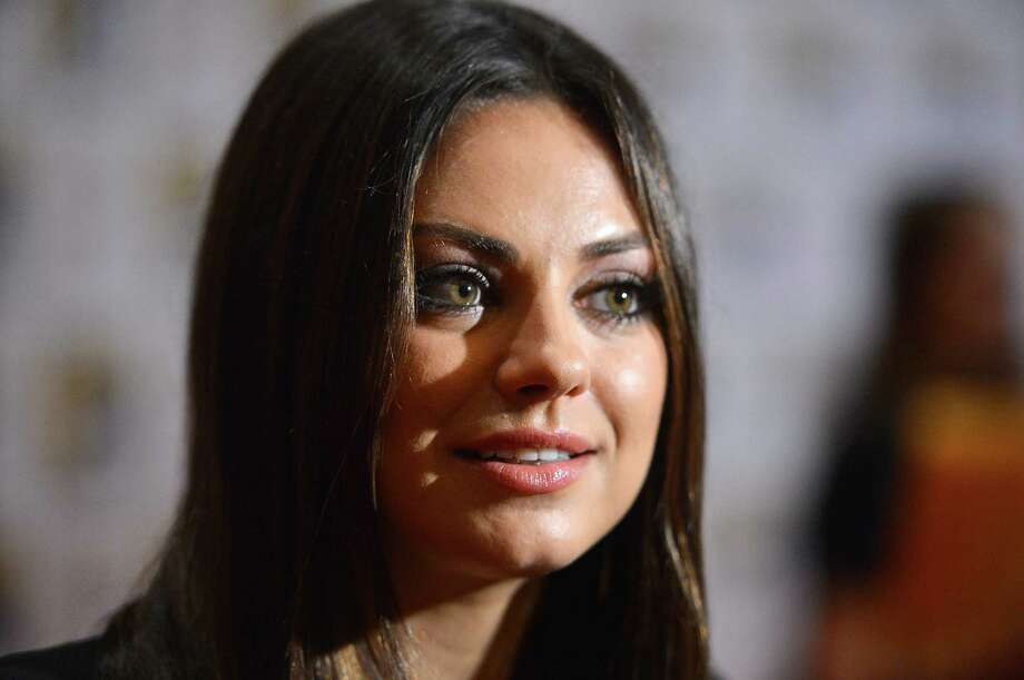 "SAN DIEGO, CA - JULY 12:  Actress Mila Kunis attends Walt Disney Studios: ""Frankenweenie,"" ""Wreck It Ralph"" and ""Oz"" during Comic-Con International 2012 held at the Hilton San Diego Bayfront Hotel on July 13, 2012 in San Diego, California. Photo: Frazer Harrison, Getty Images / 2012 Getty Images"