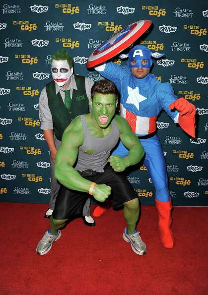 SAN DIEGO, CA - JULY 14:  Fans attend WIRED Cafe At Comic-Con at Palm Terrace At The Omni Hotel on J