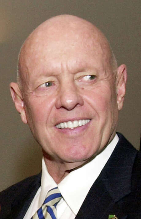 Stephen Covey died three months after being seriously injured in a bicycle accident in Utah. Photo: Associated Press