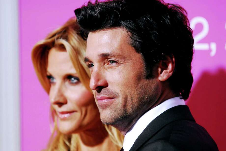 Actor Patrick Dempsey met his wife Jillian while getting a haircut at her salon. The two filed for divorce this year. Photo: Rob Loud, Getty Images / Getty Images North America