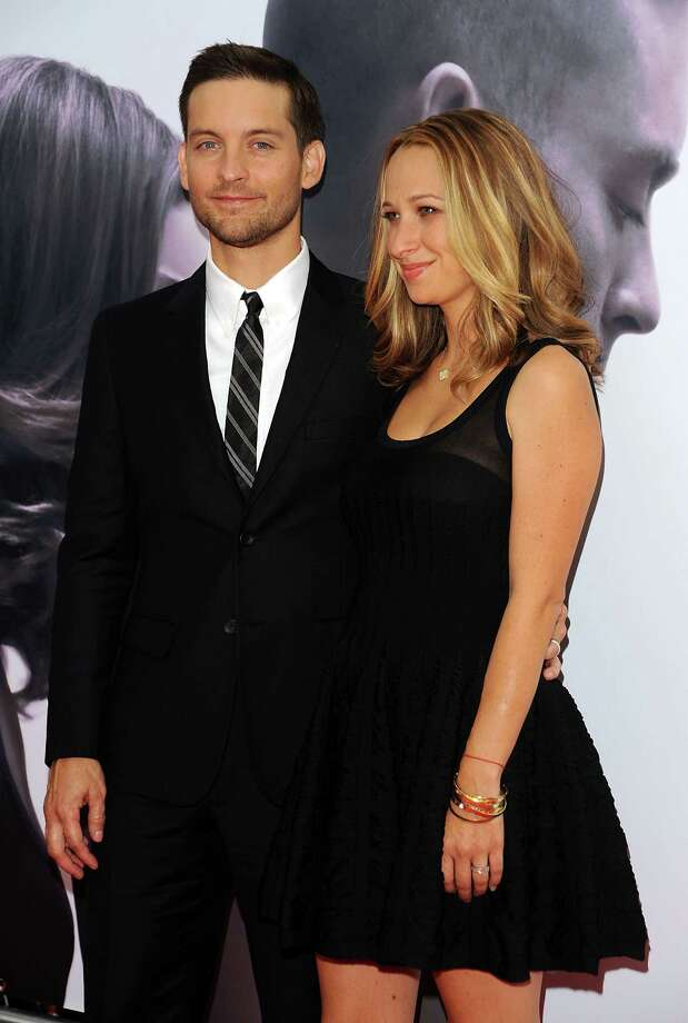 Tobey Maguire met Jennifer Meyer in 2003 and they were married in Hawaii in 2007. Photo: Andrew H. Walker, Getty Images / Getty Images North America