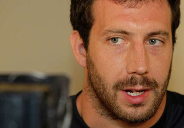 Houston Texans linebacker Connor Barwin, whose brother is gay, ...