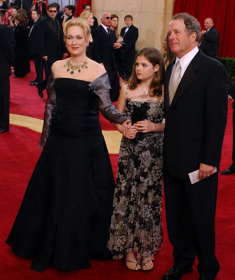 Actress Meryl Streep was introduced to her husband Don Gummer through her brother Harry. Photo: KIM D. JOHNSON, AP / AP