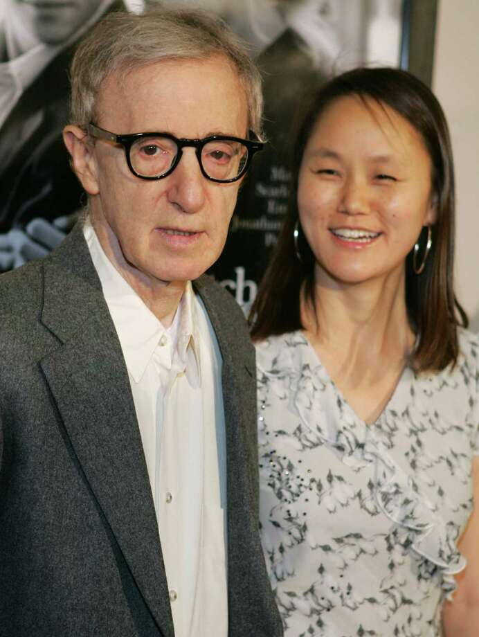 "Woody Allen said his marriage with his Soon-Yi Previn has a ""paternal feeling."" Photo: DANNY MOLOSHOK, AP / AP"