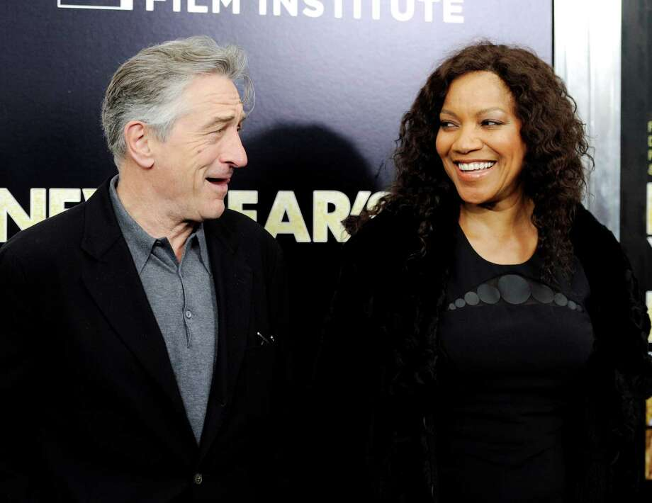 Robert De Niro and Grace Hightower met in 1987 and despite almost divorcing in 1999, the couple worked things out and renewed their vows in 2004. Photo: Evan Agostini, Associated Press / Copyright 2011 The Associated Press. All rights reserved. This material may not be published, broadcast, rewritten or redistribu