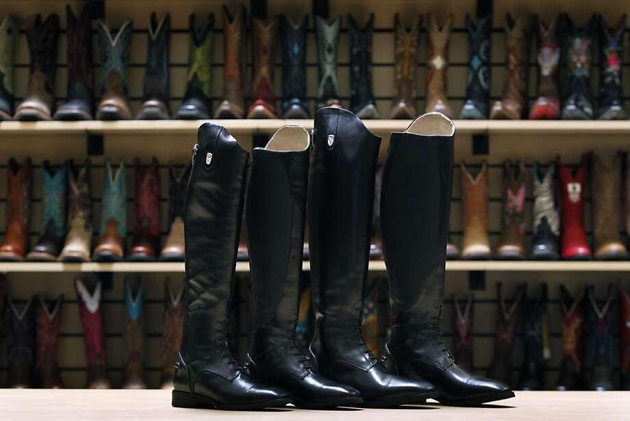 Ariat suits U.S. Olympic equestrians - SFGate