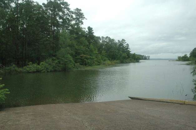 Sandy Creek Boat Ramp on July 12, 2012 Photo: Jodie Warner