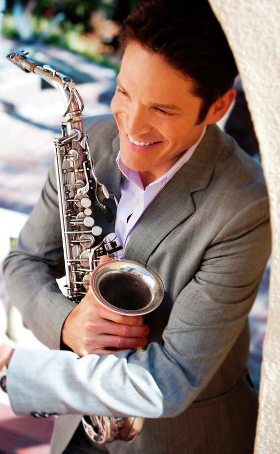 Smooth-jazz sax ace Dave Koz Photo: Greg Allen, Courtesy Greg Allen / © Greg Allen