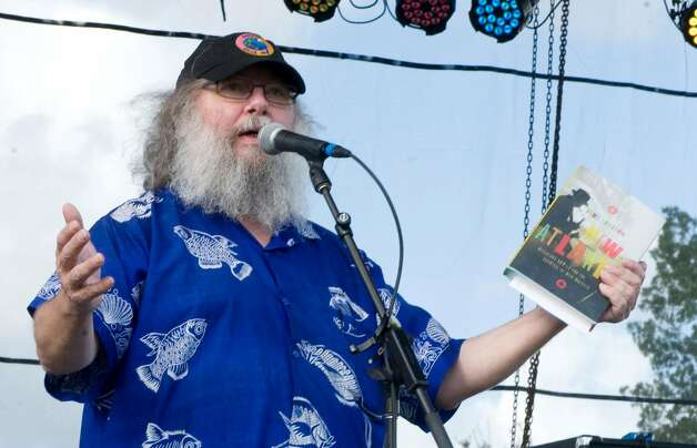 "Music writer John Swenson dicusses his book ""New Atlantis."" Photo: Courtesy Robert Pollock"
