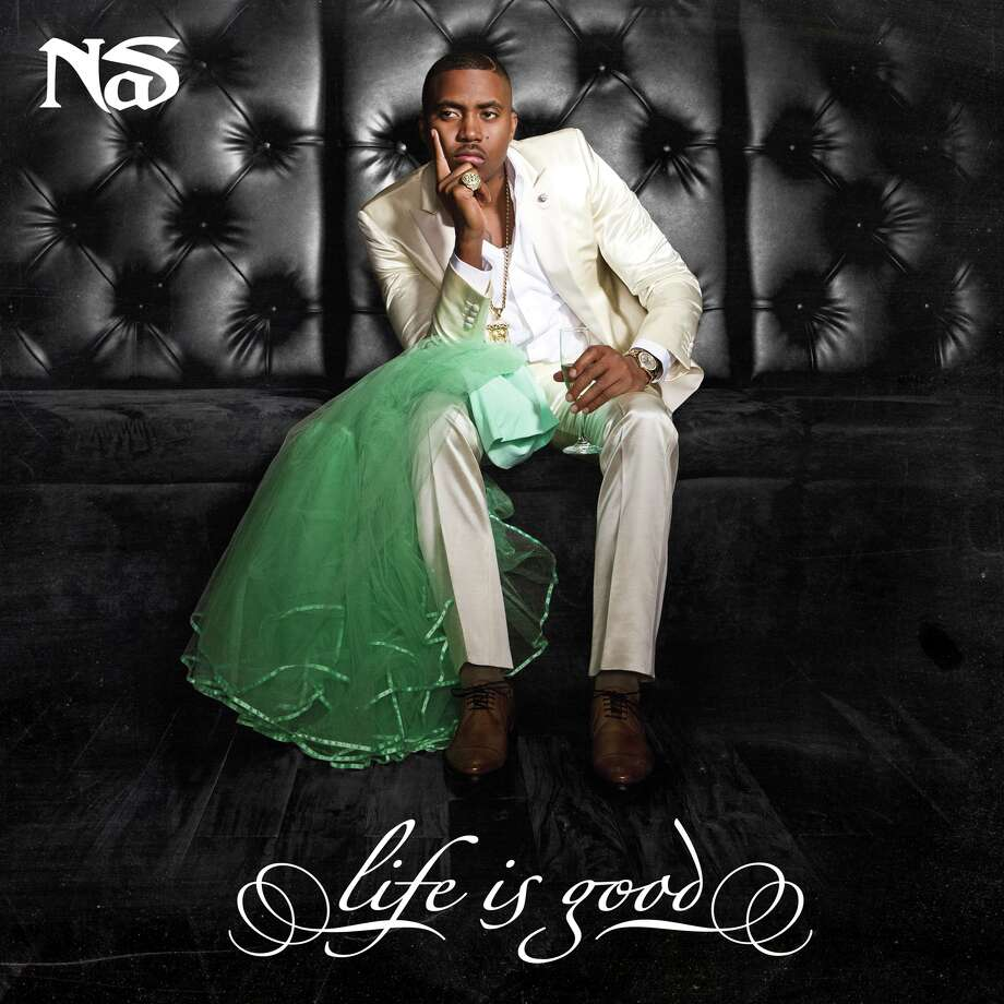 """Life is Good,"" is the latest release by Nas. Photo: Def Jam / Def Jam"