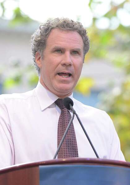 Will Ferrell stars in the political comedy
