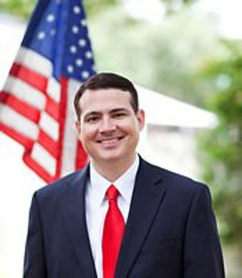 Ryan Dennard is a candidate in the July 31 Republican runoff in Galveston County for Precinct 1 county commissioner. Photo: Courtesy