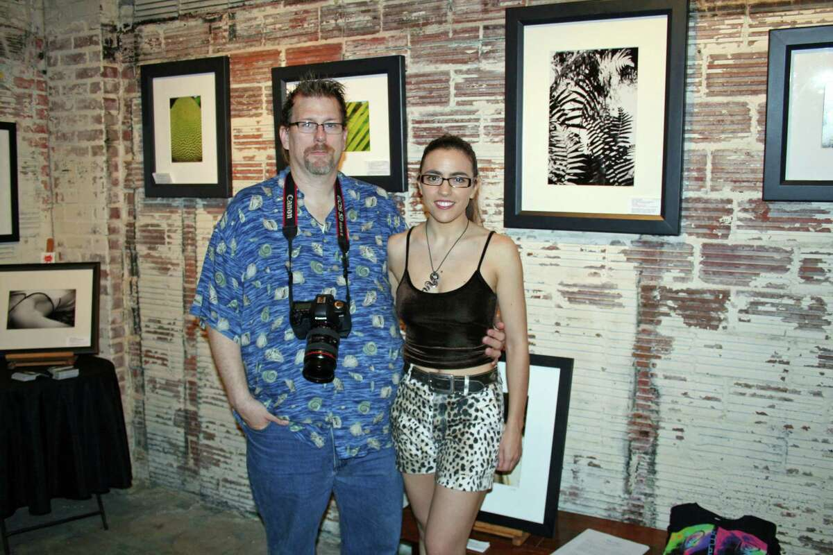 Mark Roden and Joana Esteves are photographers sharing the same studio at the Hardy & Nance Studios, 902 Hardy. Once a month, they invite a select group of photographers to show their work at Roden and Esteves studio in a display that is free to the public.