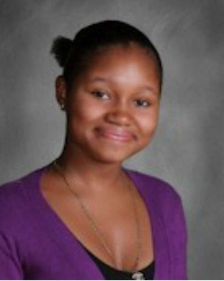 Greenwich police are searching for 15-year-old Crystyle Davis, a Greenwich girl who was last seen in town Friday, July 13, 2012. Davis is described as a 4-foot-11, 107-pound black female with brown hair extensions in the back of her head. She may be wearing brown moccasin shoes. She has run away from home before, police said. Photo: Contributed Photo / Greenwich Time Contributed