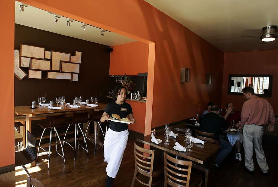 Maverick will be one of more than 50 San Francisco restaurants participating in Heirloom Tomato Week. Photo: John Storey, Special To The Chronicle