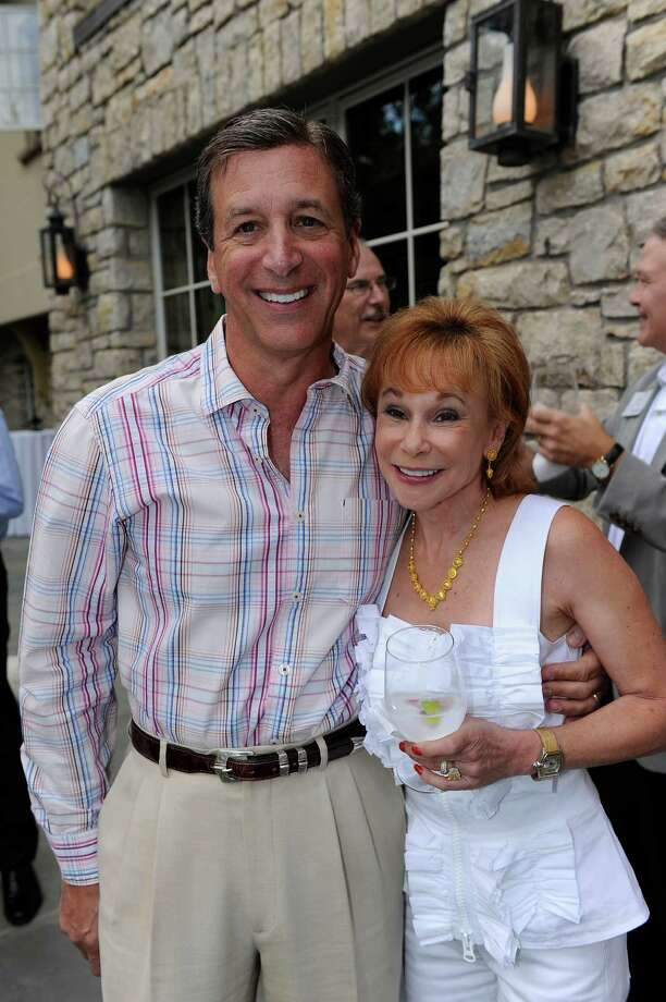 Jack and Nancy Dinerstein Photo: Riccardo Savi