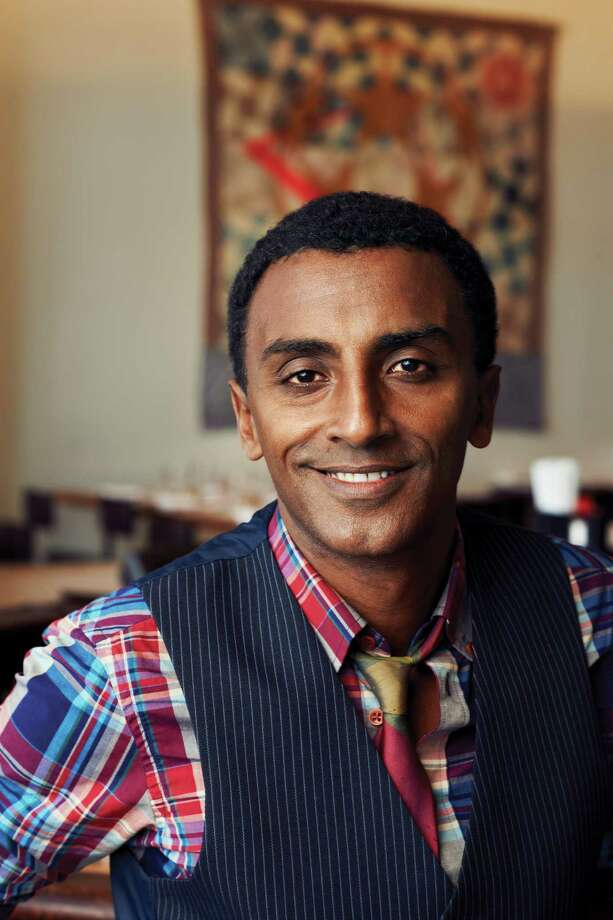 "Chef Marcus Samuelsson, author of ""Yes, Chef: A Memoir"" Photo: Kwaku Alston"