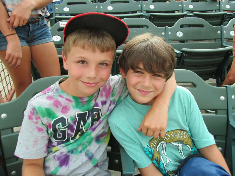 Were you Seen at the Tri-City ValleyCats game on Tuesday, July 17, 2012 at the Joseph L. Bruno Stadi