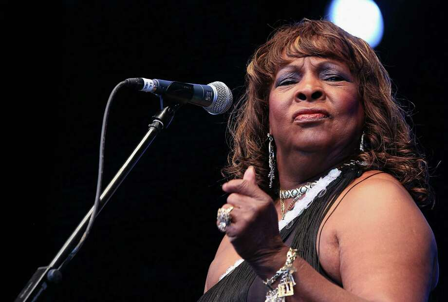 CHICHESTER, ENGLAND - AUGUST 14:  Singer Martha Reeves and the Vandellas perform on stage during Day 2 of the Vintage at Goodwood Festival on August 14, 2010 in Chichester, England.  (Photo by Chris Jackson/Getty Images for Vintage at Goodwood) Photo: Chris Jackson / 2010 Getty Images