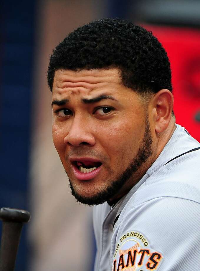 A phony product was supposed to explain away Melky Cabrera's failed test, according to a report. Photo: Scott Cunningham, Getty Images