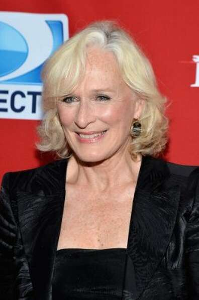 Actress Glenn Close spent a good amount of time in the makeup chair in order to turn into Albert Nob