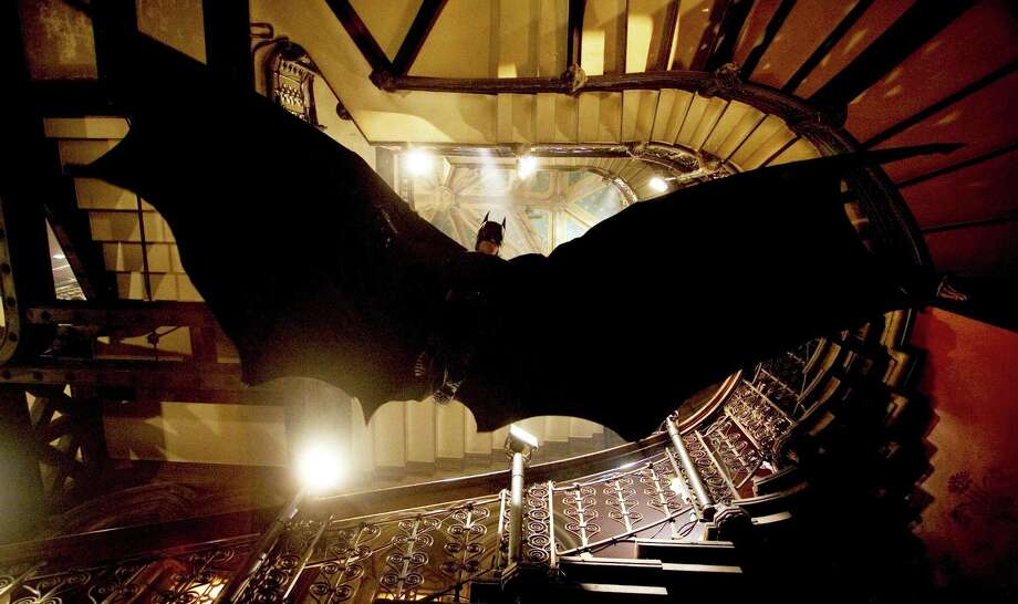 "Frank Miller's graphic novel ""Batman: Year One"" was a big inspiration in Christopher Nolan's ""Batman Begins.""  Photo: David James, Warner Bros. Pictures / handout"