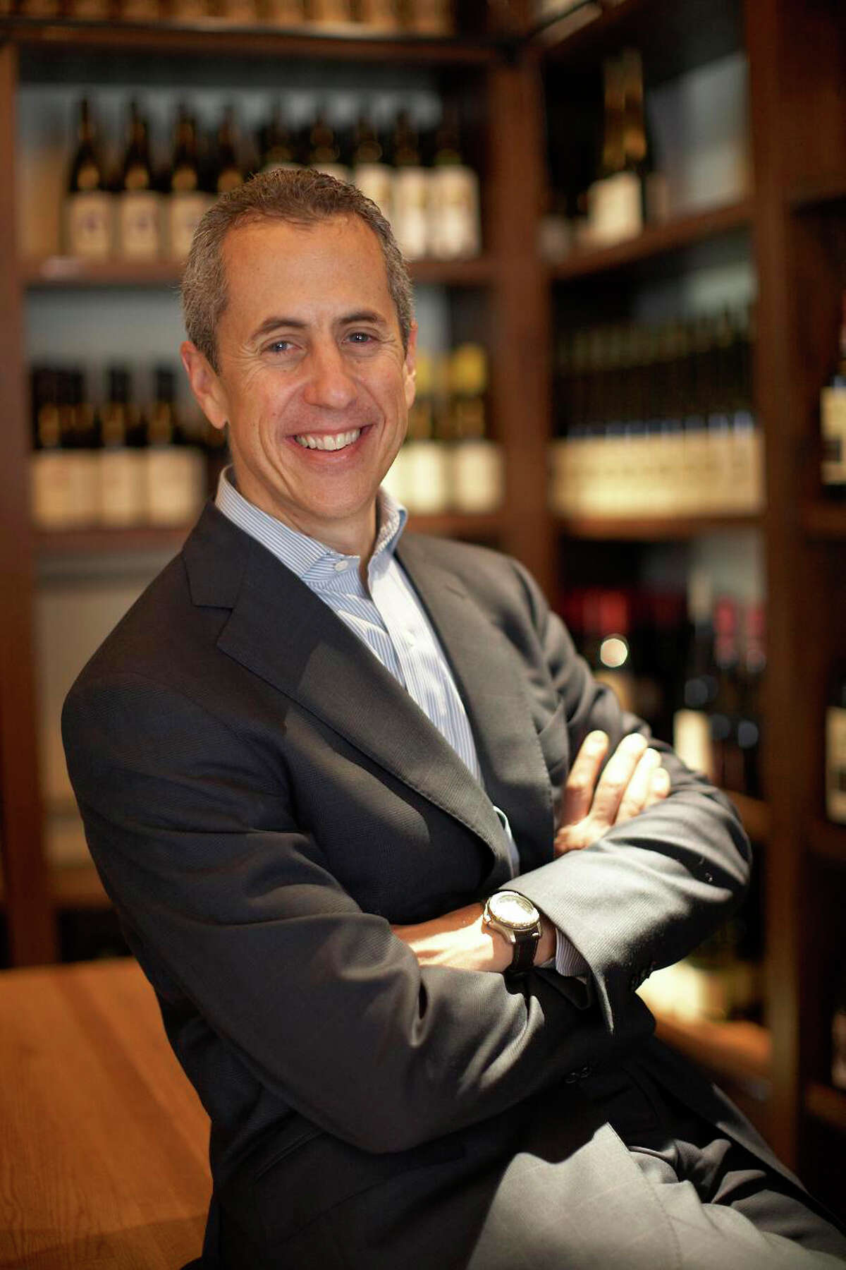 Danny Meyer's restaurant empire runs the gamut from the fine dining establishments Union Square Cafe and Gramercy Tavern in New York City to the growing Shake Shack chain.