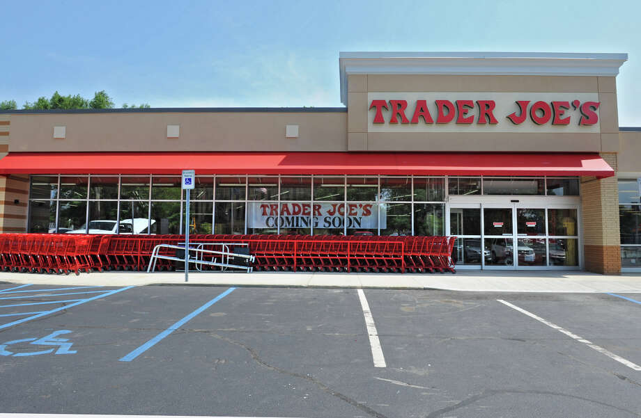 Exterior of Trader Joe's on Wolf Rd. Wednesday, July 18, 2012 in Colonie, N.Y.  The store is expected to open on August 3. (Lori Van Buren / Times Union) Photo: Lori Van Buren