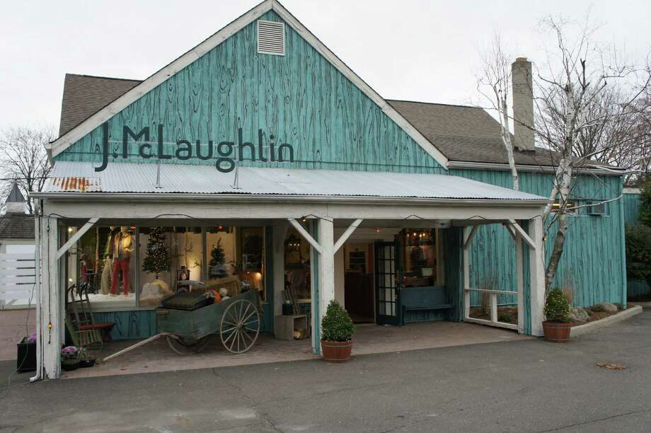 The J. McLaughlin store at 1026 Post Road East will close by early August, according to J. McLaughlin Co-Founder and Chief Merchandising Officer Jay McLaughlin. Photo: Paul Schott / Westport News