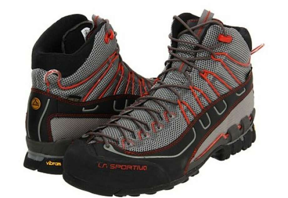 La Sportiva's Xplorer Mid Gore-Tex shoe is surprisingly versatile for all types of outdoor travel. Photo: Zappos.com