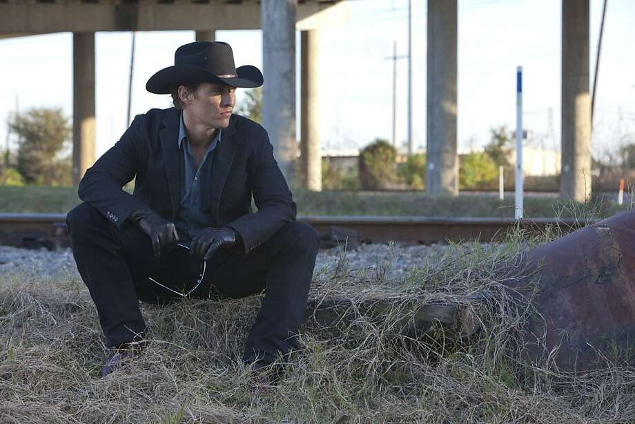 "Matthew McConaughey has the title role in William Friedkin's ""Killer Joe."" Photo: LD Entertainment"