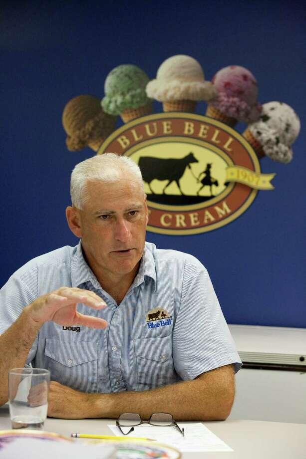 Sweet job is serious task for taste panels san antonio for Christmas cookie blue bell ice cream