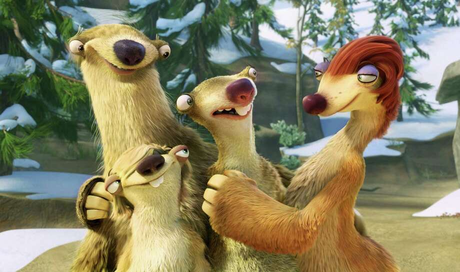 """Ice Age: Continental Drift"" Photo: Blue Sky Studios / ICE AGE CONTINENTAL DRIFT TM & © 2012 Twentieth Century Fox Film Corporation. All rights reserved. Not for sale or duplication."