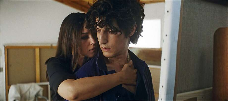 Monica Belluci and Louis Garrel star in A BURNING HOT SUMMER, opening July 20 at SF Film Society Cinema. Photo: Courtesy Of San Francisco Film S