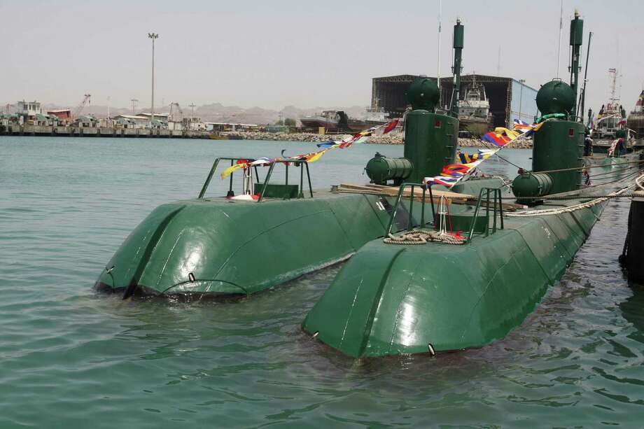 Iran's Ghadir submarines are used to patrol the Persian Gulf. Iran says it seeks to build a nuclear-powered sub. The West objects. Photo: Vahid Reza Alaei / Iranian Defense Ministry