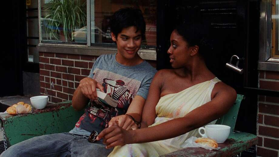 Ben Levin and Condola Rashad in 30 BEATS, written and directed by Alexis Lloyd. Photo: Roadside Attractions