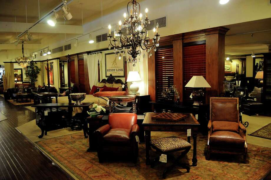 An Interior View Of The Louis Shanks Furniture On Fondren Thursday July 5  2012.(