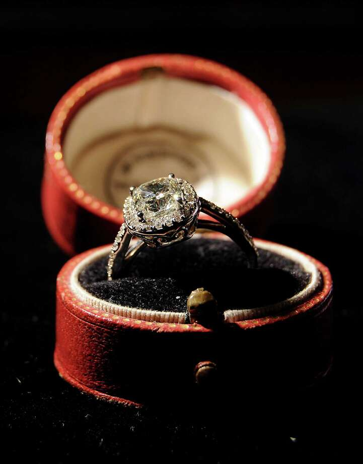 Surprise a special someone with a vintage engagement ring from Queen of Heirs. Photo: Dave Rossman / © 2012 Dave Rossman