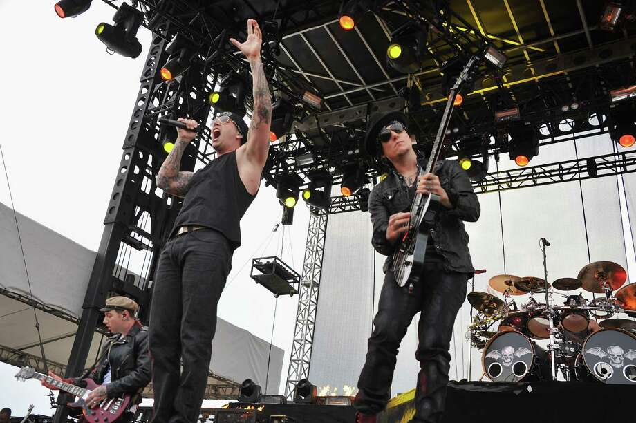 Avenged Sevenfold  Photo: Theo Wargo / 2012 Getty Images