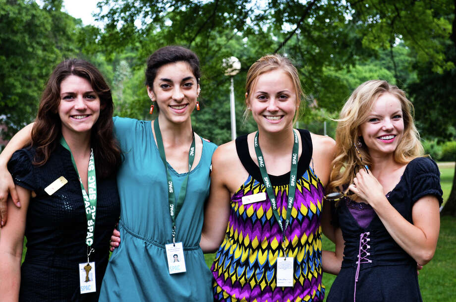 Were you Seen at Girls Night Out event preceding the New York City Ballet's performance of 'Romeo and Juliet' at SPAC on Wednesday, July 18, 2012? Photo: Diana Backer