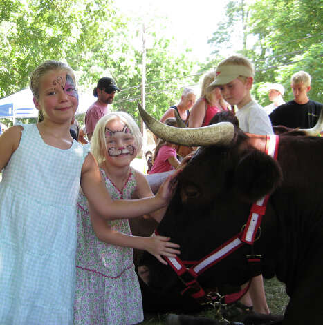 Old Lyme's Midsummer Festival is an outdoor event on Saturday, July 28, for adults and children. Photo: Contributed Photo
