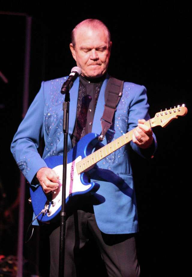 Glen Campbell:April 22, 1936  Photo: J. Patric Schneider / Houston Chronicle